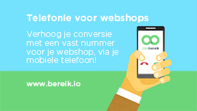 Bereik - Telephony for webshops
