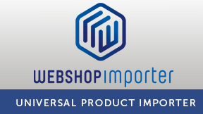 Webshopimporter App - Universal Product Importer