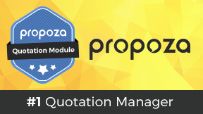 Propoza Quotations Manager
