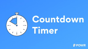 Countdown Timer | Timer, Stock Countdown & Social Proof