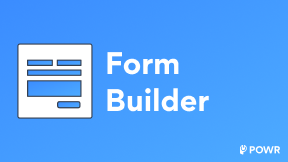 Form Builder | Automated Thank You Email
