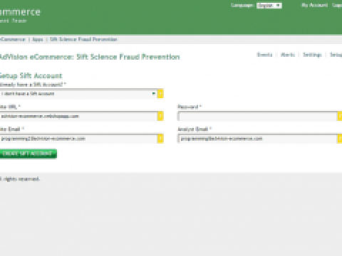 Sift Science Fraud Prevention