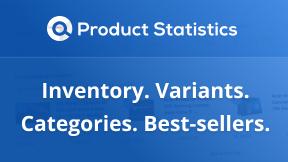 Product Statistics