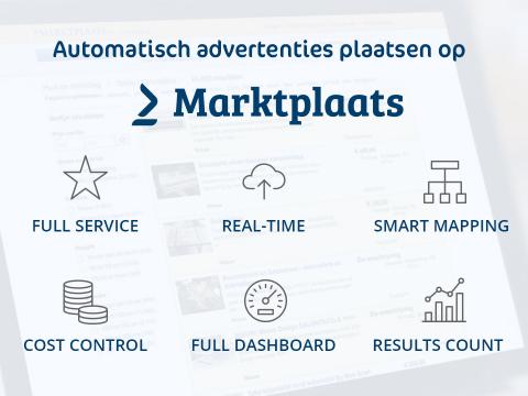 Marktfeed - Marktplaats.nl
