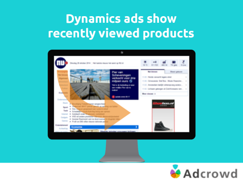 Adcrowd retargeting