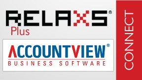 Visma Accountview relaxsConnect PLUS