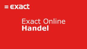 Exact Online Handel ERP (CMDC)