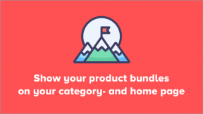 Product To Bundle