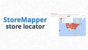 StoreMapper Store Locator