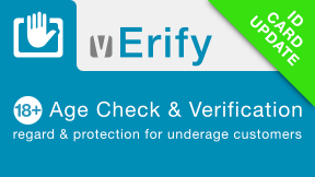 vErify - Age Check & Verification by ID-Card