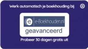 e-Boekhouden door Webwinkelfacturen