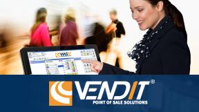 Vendit VMSII winkelautomatisering