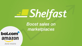 Shelfast.com - Repricen op bol.com and Amazon