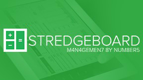 Stredgeboard - Business Dashboard