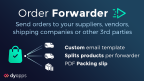 Order Forwarder - Automatic order handling!